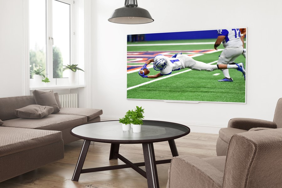 An 8K TV Puts You In The Center Of The Action