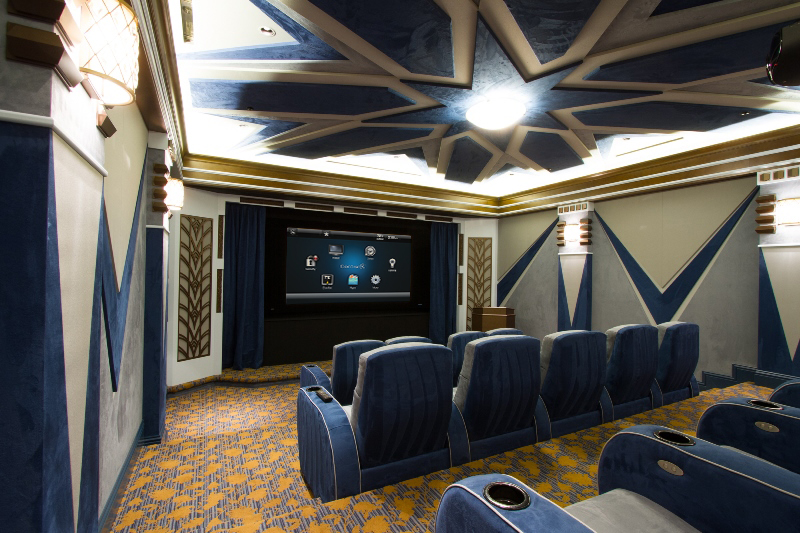 The Cinema Experience, at Home