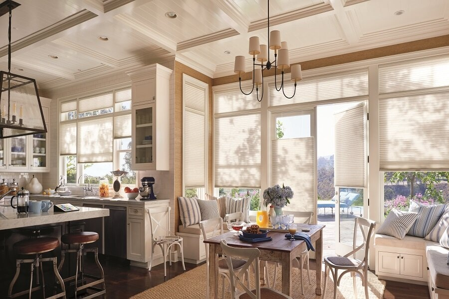 The Benefits of Motorized Shades Are Better with Hunter Douglas