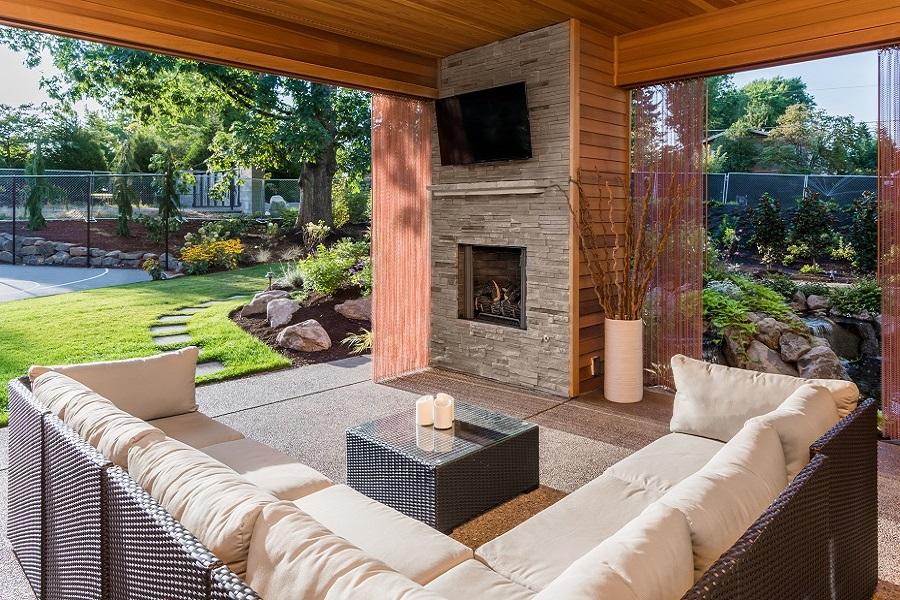 Enjoy a Festive Barbecue Season with a New Outdoor TV