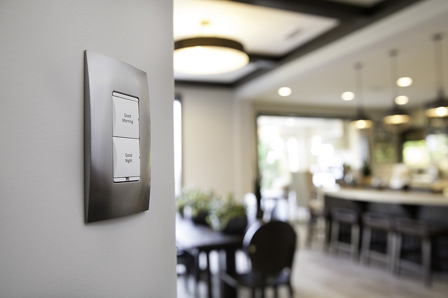 Homeowners Want Stylish and Smart Lighting Control Systems
