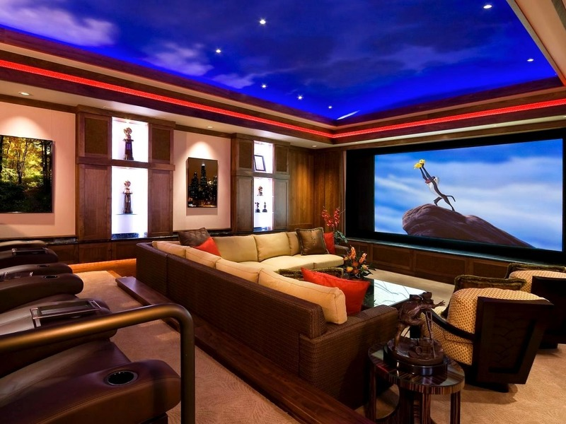 The Top Technologies You Need for a Dedicated Home Theater