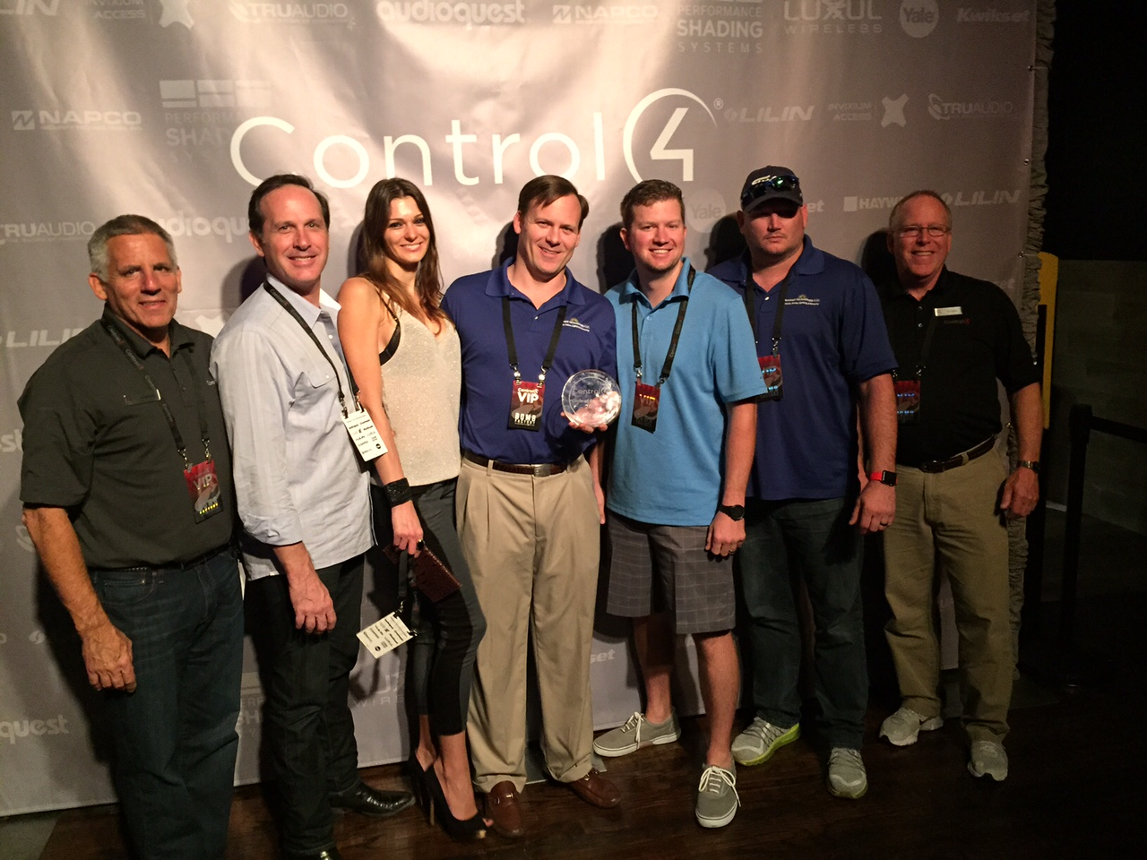 CONTROL4 CELEBRATES ANOTHER YEAR OF DEALER GROWTH WITH 2015 DEALER AWARDS OF EXCELLENCE